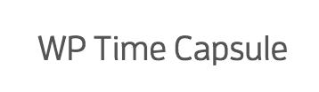 Incremental Backups Plugin - WP Time Capsule