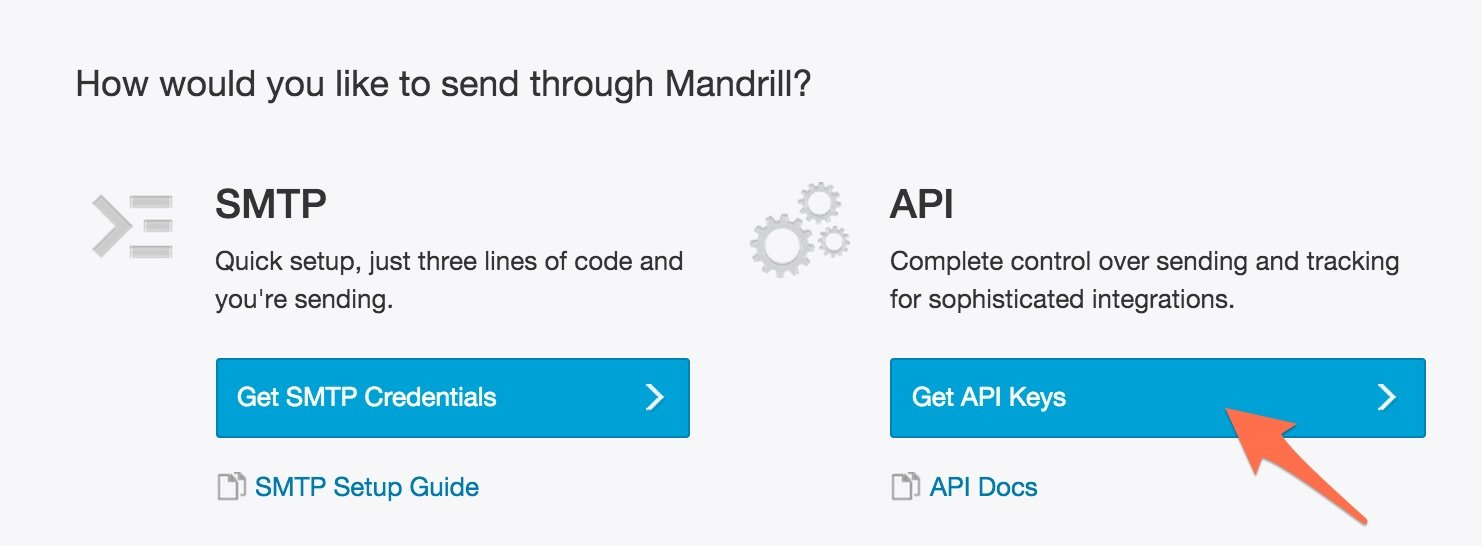 WordPress Not Sending Emails - Create API