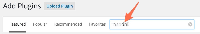 search-mandrill